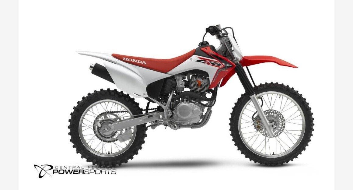 2017 Honda CRF230F for sale 200379678
