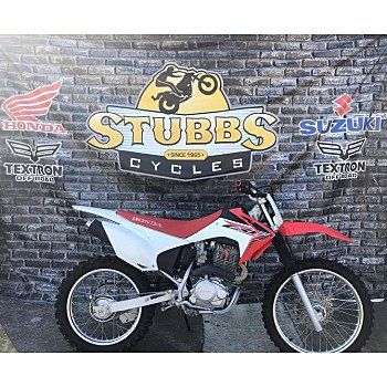 2017 Honda CRF230F for sale 200801461