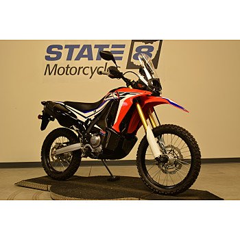 2017 Honda CRF250L for sale 200685462