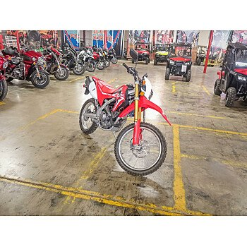 2017 Honda CRF250L for sale 200699825