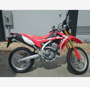 2017 Honda CRF250L for sale 200560346
