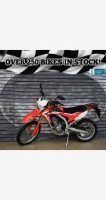 2017 Honda CRF250L for sale 200628647