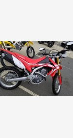 2017 Honda CRF250L for sale 200638164