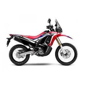 2017 Honda CRF250L for sale 200757388