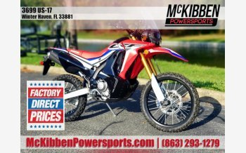 2017 Honda CRF250L for sale 200821266