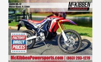2017 Honda CRF250L for sale 200821266