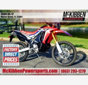 2017 Honda CRF250L for sale 200821267
