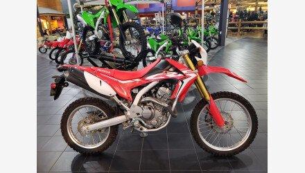 2017 Honda CRF250L for sale 200991950