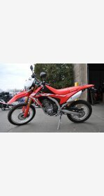2017 Honda CRF250L for sale 201014396