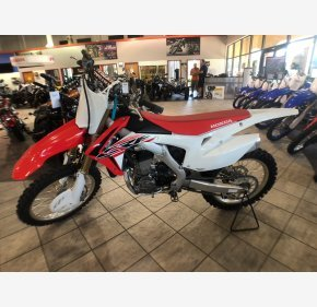 2017 Honda CRF250R for sale 200482248