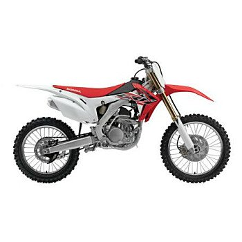 2017 Honda CRF250R for sale 200500718