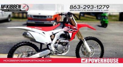 2017 Honda CRF250R for sale 200723225