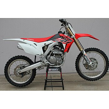 2017 Honda CRF250R for sale 200854885