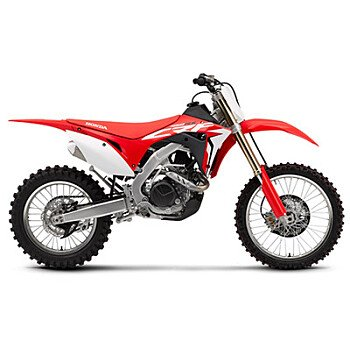 2017 Honda CRF450R for sale 200624055