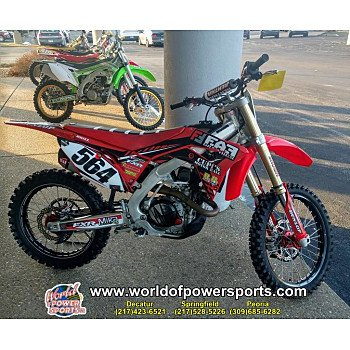 2017 Honda CRF450R for sale 200665894
