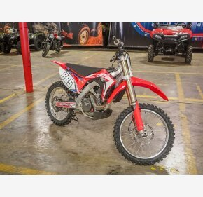2017 Honda CRF450R for sale 200710849