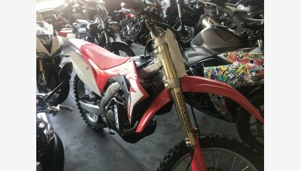 2017 Honda CRF450R for sale 200713590
