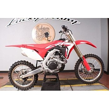 2017 Honda CRF450R for sale 200781938