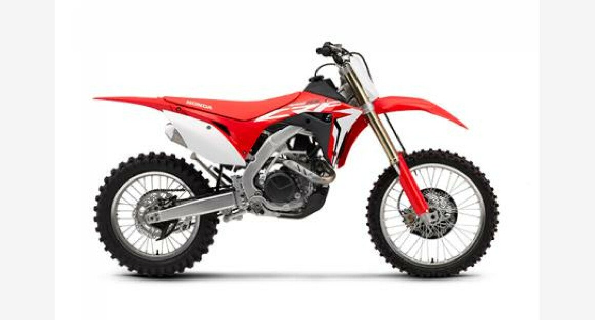 2017 Honda CRF450RX for sale 200584770
