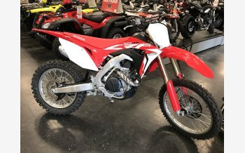2017 Honda CRF450RX for sale 200614793