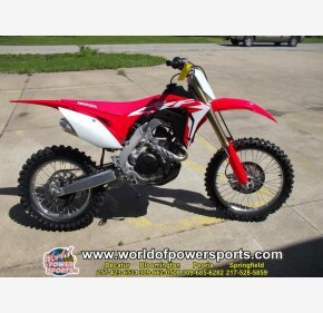 2017 Honda CRF450RX for sale 200636744