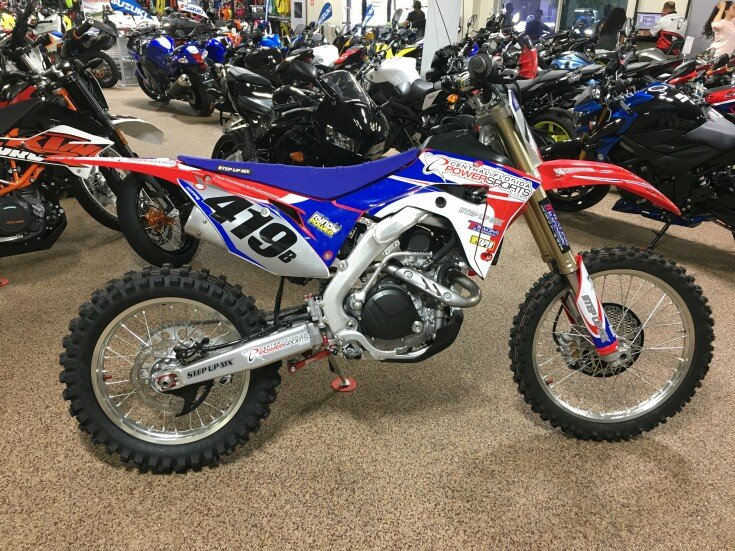 Crf450x For Sale >> 2017 Honda Crf450x For Sale Near Kissimmee Florida 34744