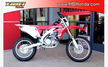 2017 Honda CRF450X for sale 200787973