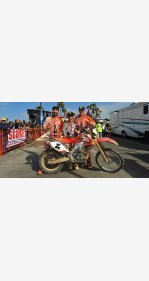 2017 Honda CRF450X for sale 200787974