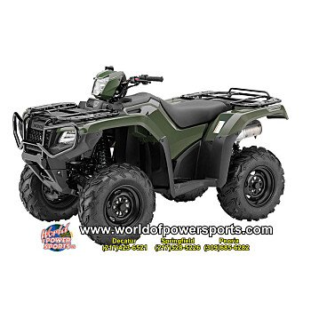2017 Honda FourTrax Foreman Rubicon 4x4 EPS for sale 200637134