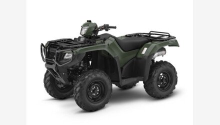 2017 Honda FourTrax Foreman Rubicon for sale 200498635