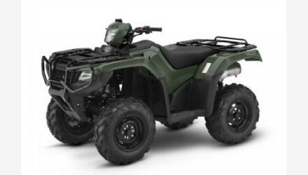 2017 Honda FourTrax Foreman Rubicon 4x4 Automatic DCT for sale 200643856
