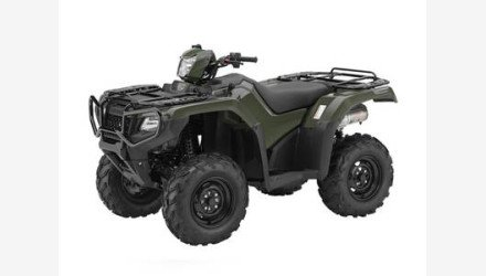 2017 Honda FourTrax Foreman Rubicon 4x4 Automatic DCT for sale 200669329