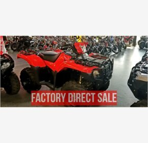 2017 Honda FourTrax Foreman Rubicon for sale 200688757