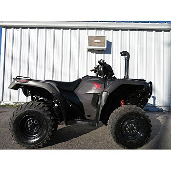 2017 Honda FourTrax Foreman Rubicon 4x4 Auto DCT EPS Deluxe for sale 200865590