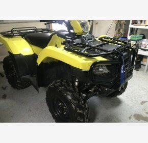 2017 Honda FourTrax Foreman Rubicon for sale 200874435