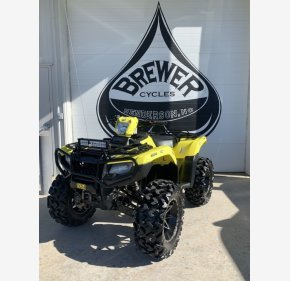 2017 Honda FourTrax Foreman Rubicon for sale 201005188