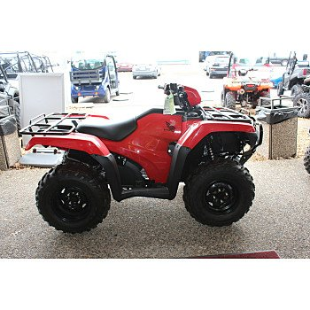 2017 Honda FourTrax Foreman for sale 200416067