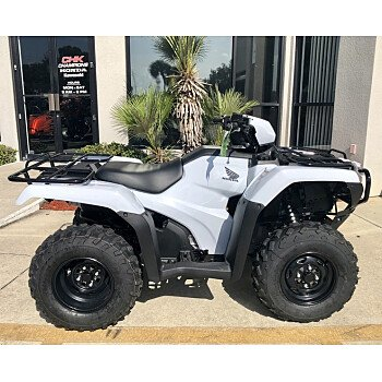2017 Honda FourTrax Foreman 4x4 ES EPS for sale 200609566