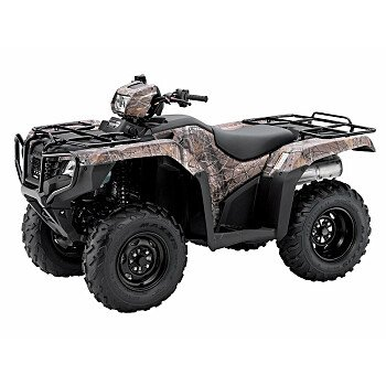 2017 Honda FourTrax Foreman for sale 200643328