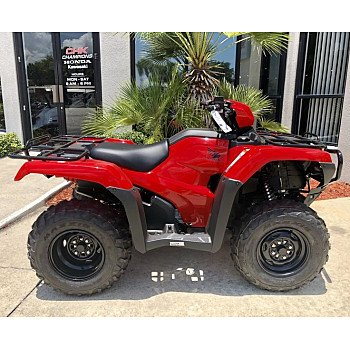 2017 Honda FourTrax Foreman 4x4 ES EPS for sale 200624760