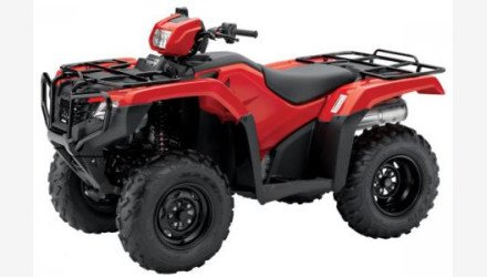 2017 Honda FourTrax Foreman 4x4 ES EPS for sale 200641612