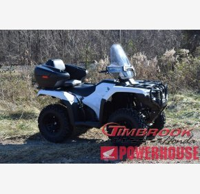 2017 Honda FourTrax Foreman 4x4 for sale 200643936