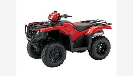 2017 Honda FourTrax Foreman for sale 200681508