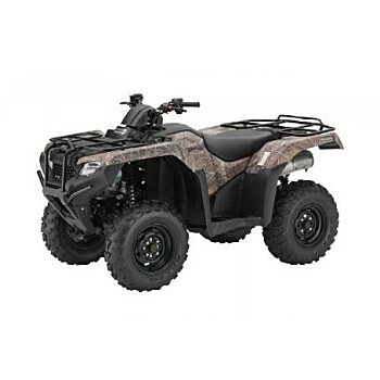 2017 Honda FourTrax Rancher 4x4 Automatic DCT IRS EPS for sale 200584759