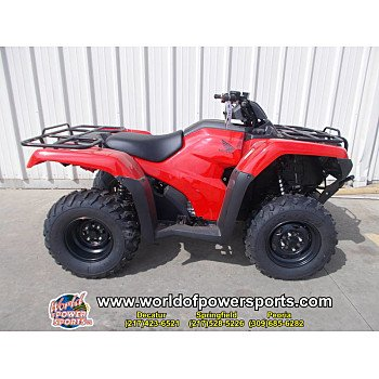 2017 Honda FourTrax Rancher for sale 200636818