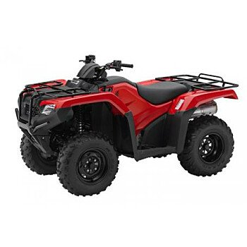 2017 Honda FourTrax Rancher 4x4 Automatic DCT EPS for sale 200641387