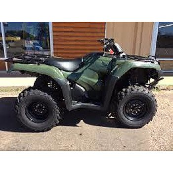 2017 Honda FourTrax Rancher for sale 200643277