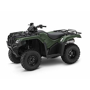 2017 Honda FourTrax Rancher 4x4 Automatic DCT EPS for sale 200643289