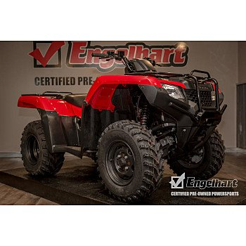2017 Honda FourTrax Rancher 4x4 ES for sale 200644468