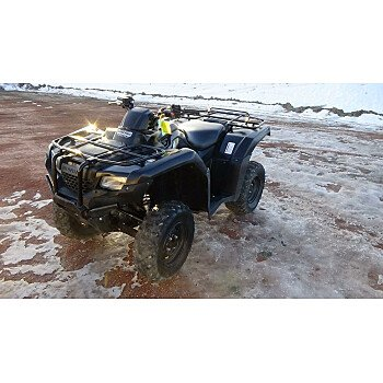 2017 Honda FourTrax Rancher for sale 200671280